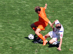 Soccer Rules – Fouls and Misconduct