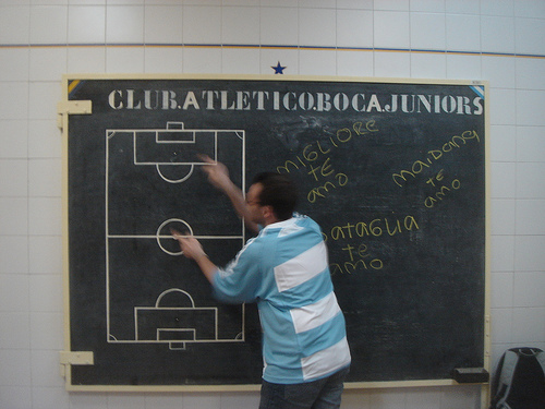 Learn about football tactics game